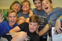 RSG leaders boys